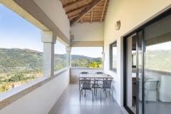Quinta Olivia Fazenda balcony