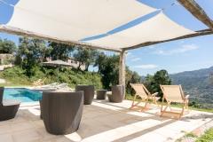 Quinta Olivia Swimming Pool Terrace